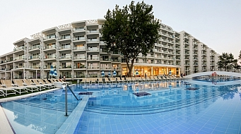 Paradise Blue Hotel And Spa Albena Hotels Bulgaria Summer