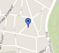 Click to see KITT Office Varna map