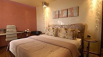 Les Fleurs Boutique Hotel Double room