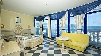 Chaika Beach Resort Junior Suite