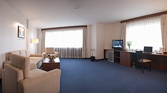 Best Western Park Suite 1 bedroom
