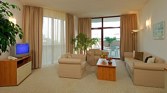 Helios Spa Suite 1 bedroom