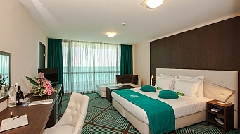International HCTS Double room Lux