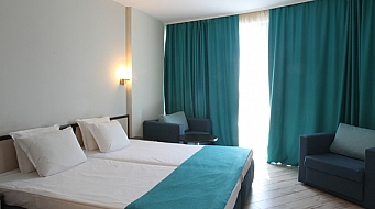 Smartline Meridian Hotel Double room
