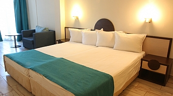 Smartline Meridian Hotel Double room Large
