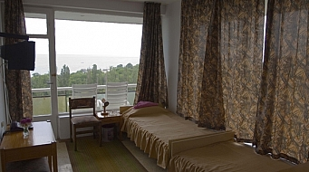 Joliot Curie Double room