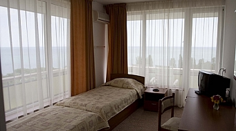 Joliot Curie Double room Lux