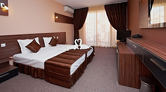 Coral Double room