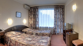 Odessos Double room