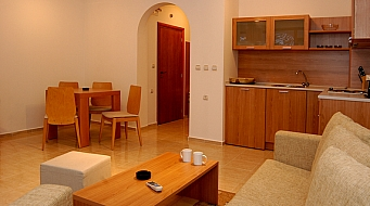 Lazur Apartment 2 bedrooms