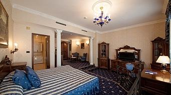 Grand Hotel London Junior Suite Lux