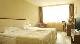 Hill Hotel Double room Exc